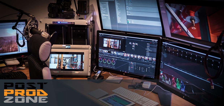 PostProdZone - Studio vidéo